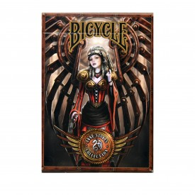 Bicycle Steampunk Anne Stokes