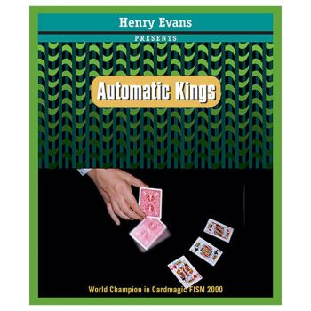 Automatic King by Henry Evans