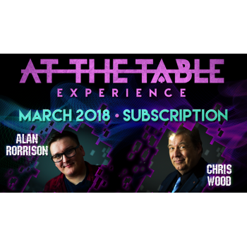 At The Table March 2018...