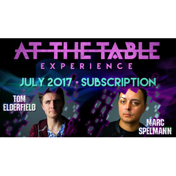At The Table July 2017...