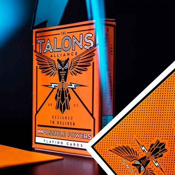 Talons Playing cards...