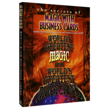 Magic with Business Cards...