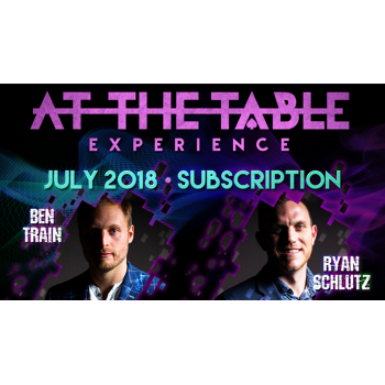 At The Table July 2018...